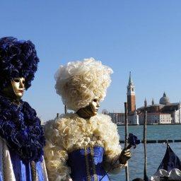 Inspiration - Carnival of Venice