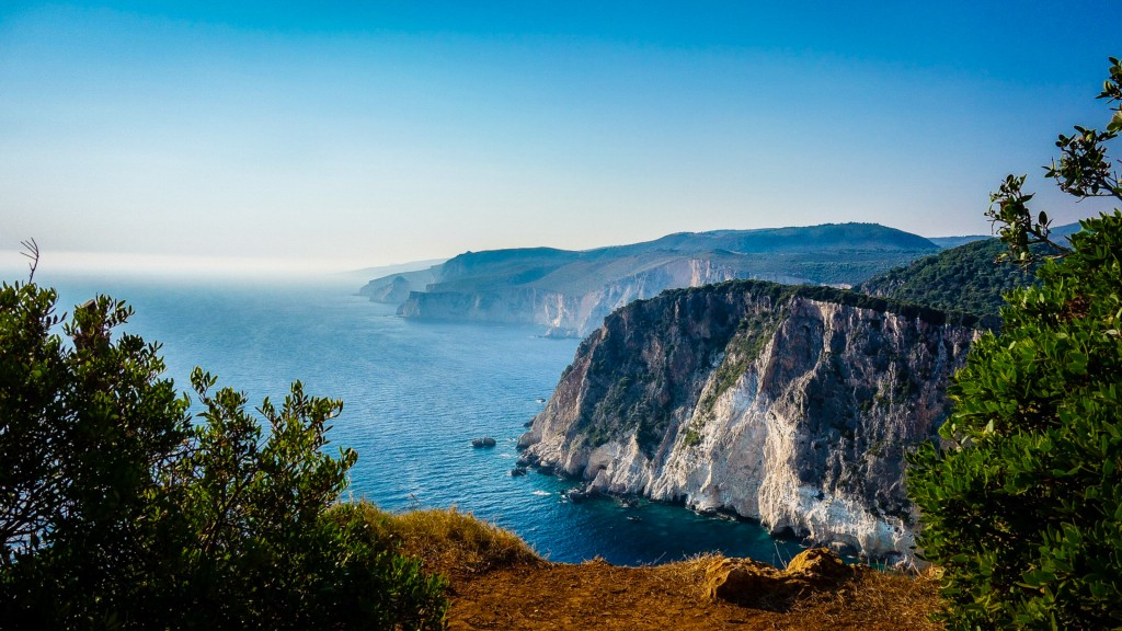 Beautiful Greek Islands Corfu & Zakynthos - Two Idyllic Summer Refuges