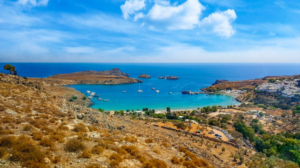 Greek Island Holidays Must see in the Dodecanese Islands of Greece