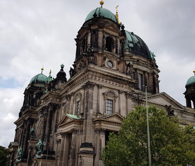 Berlin Museum island 2