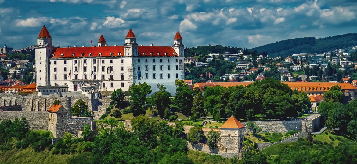 top attractions in Bratislava