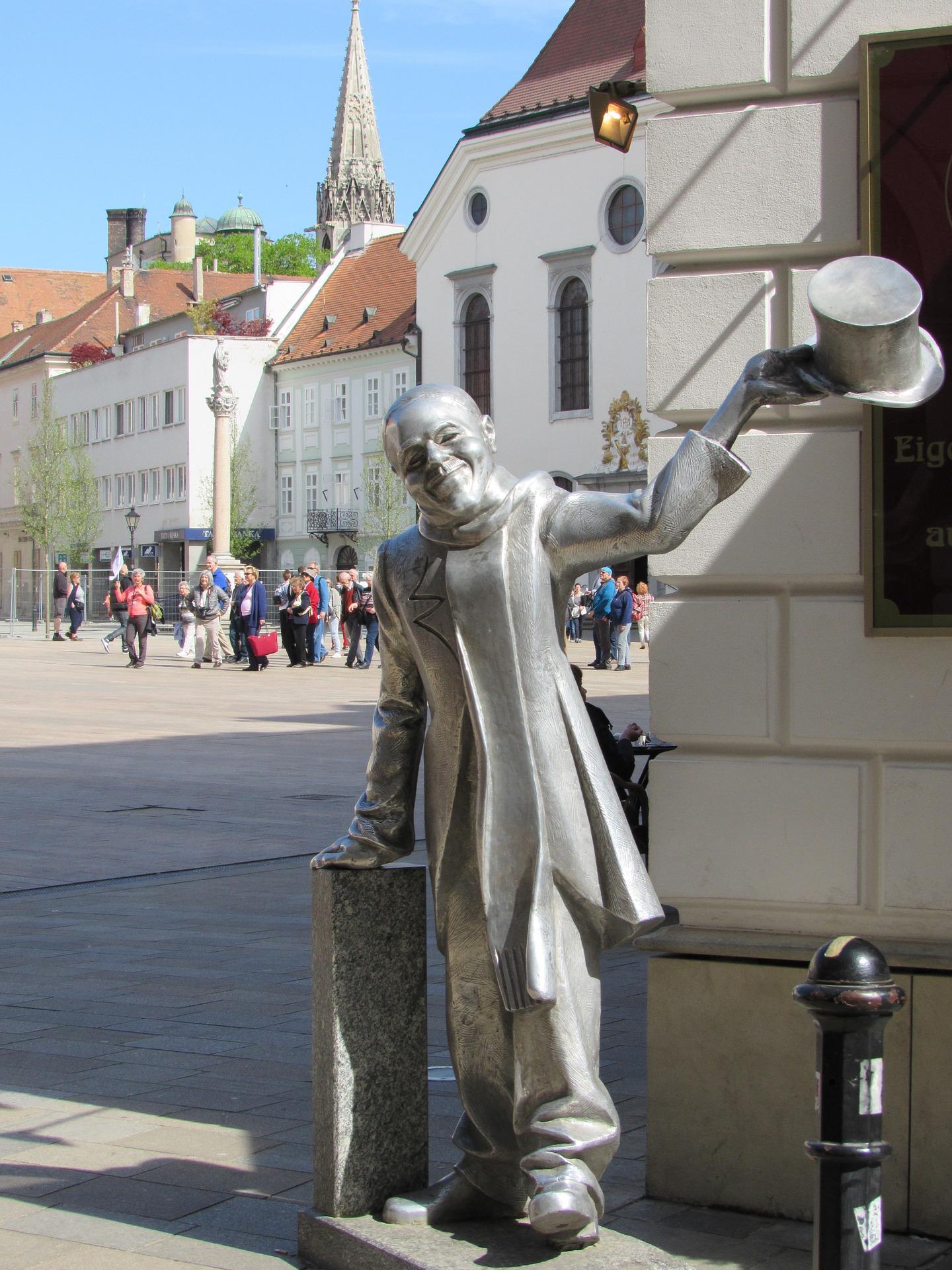 top attractions in Bratislava