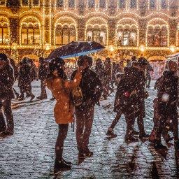Winter Break in Europe